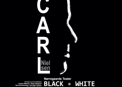 Carl Nielsen Black | White